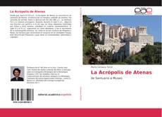 Portada del libro de La Acrópolis de Atenas