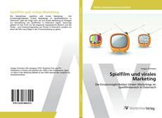 Buchcover von Spielfilm und virales Marketing