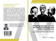 Bookcover of Pfingstgemeinden zur Zeit des Austrofaschismus und Nationalsozialismus