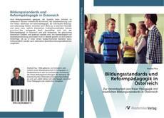 Capa do livro de Bildungsstandards und Reformpädagogik in Österreich