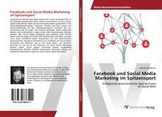 Обложка Facebook und Social Media Marketing im Spitzensport