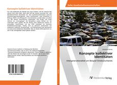 Bookcover of Konzepte kollektiver Identitäten