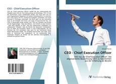 Bookcover of CEO - Chief Execution Officer
