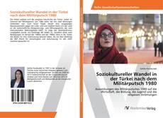 Buchcover von Soziokultureller Wandel in der Türkei nach dem Militärputsch 1980