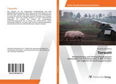 Buchcover von Tierwohl