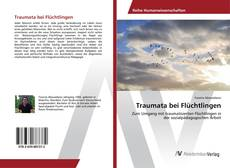Bookcover of Traumata bei Flüchtlingen