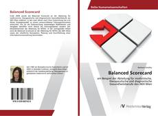 Bookcover of Balanced Scorecard