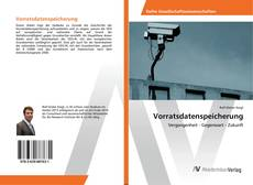 Buchcover von Vorratsdatenspeicherung