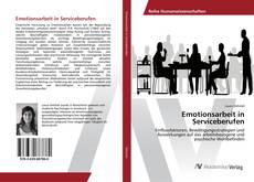 Bookcover of Emotionsarbeit in Serviceberufen