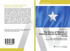 Bookcover of The Status of Women in Selected Novels by Nuruddin Farah