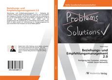 Portada del libro de Beziehungs- und Empfehlungsmanagement 2.0