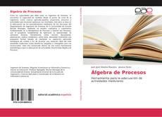 Portada del libro de Álgebra de Procesos