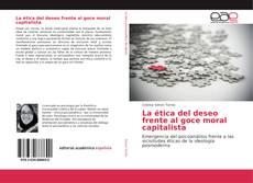 Capa do livro de La ética del deseo frente al goce moral capitalista