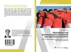 Capa do livro de Motivation und Kommunikation innerhalb von Sportmannschaften
