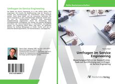 Bookcover of Umfragen im Service Engineering