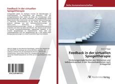 Обложка Feedback in der virtuellen Spiegeltherapie