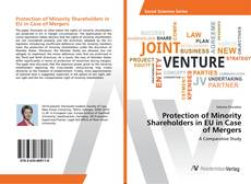 Bookcover of Protection of Minority Shareholders in EU in Case of Mergers