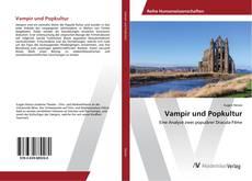 Vampir und Popkultur kitap kapağı