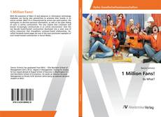 Capa do livro de 1 Million Fans!