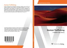 Bookcover of Human Trafficking