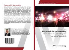 Capa do livro de Responsible Sponsorship