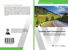 Bookcover of Ecology and Transportation