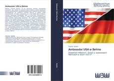 Bookcover of Ambasador USA w Belinie