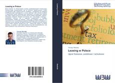 Bookcover of Leasing w Polsce