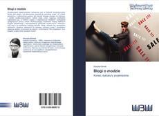 Bookcover of Blogi o modzie