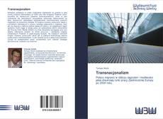 Bookcover of Transnacjonalizm