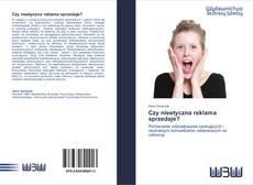 Buchcover von Czy nieetyczna reklama sprzedaje?