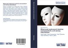 Capa do livro de Wizerunek wybranych teatrów warszawskich a ich strony internetowe
