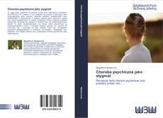 Bookcover of Choroba psychiczna jako stygmat