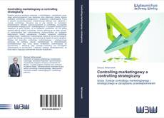 Bookcover of Controlling marketingowy a controlling strategiczny