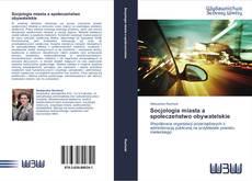 Bookcover of Socjologia miasta a społeczeństwo obywatelskie