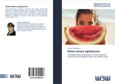 Bookcover of Nowe owoce egzotyczne