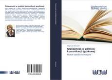 Bookcover of Grzeczność w polskiej komunikacji językowej
