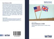 Bookcover of Karol Dickens w USA