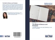 Buchcover von The Motif of Silence and Paralysis