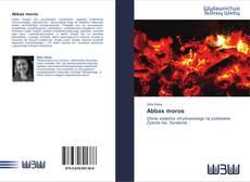 Bookcover of Abbas moros