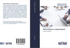 Bookcover of Komunikacja w organizacjach