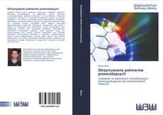 Обложка Otrzymywanie polimerów przewodzących