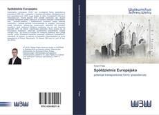 Bookcover of Spółdzielnia Europejska