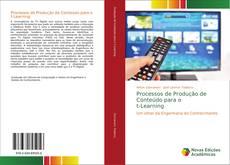 Обложка Processos de Produção de Conteúdo para o t-Learning