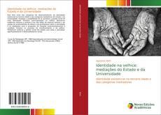 Обложка Identidade na velhice: mediações do Estado e da Universidade