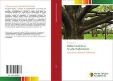 Обложка Urbanização e Sustentabilidade