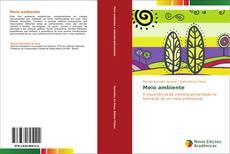 Bookcover of Meio ambiente