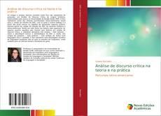 Capa do livro de Análise de discurso crítica na teoria e na prática