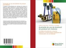 Обложка Avaliação do uso de biodiesel de girassol em motores