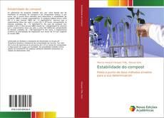 Portada del libro de Estabilidade do compost